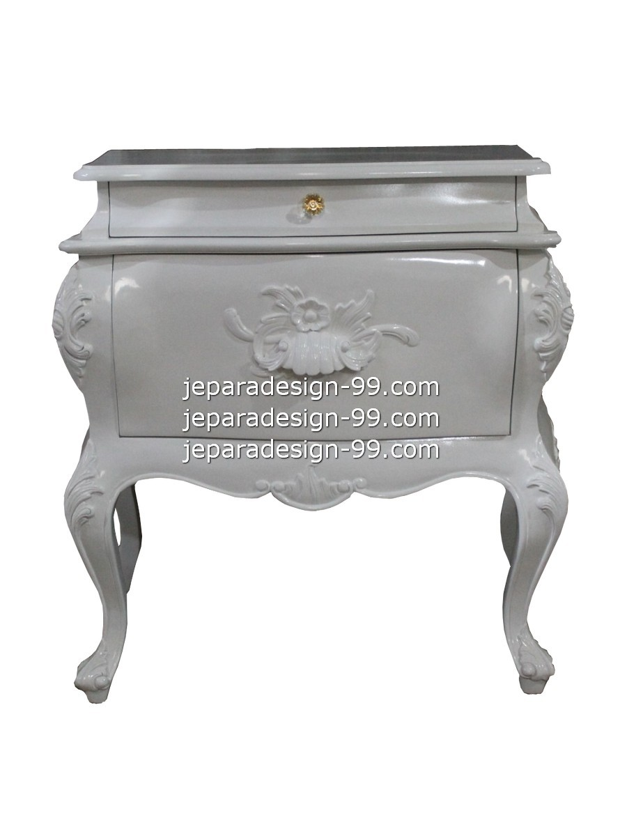 Classic bedside table - Bedside Table Bsd 001
