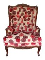French Provincial Arm Chair ACH - 017