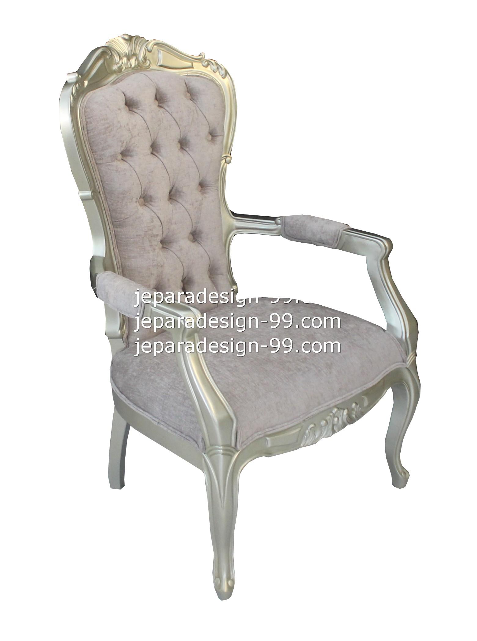 French Provincial Arm Chair ACH 061 CH