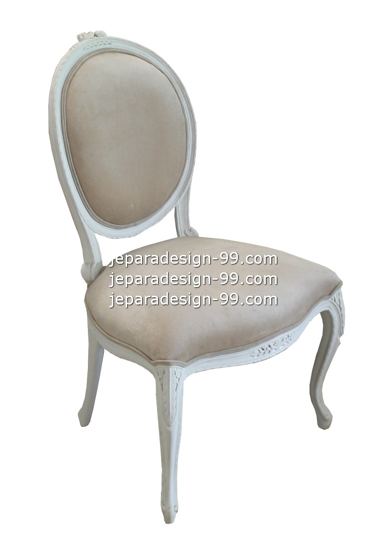 French provincial dining chair ch 005 for Classic furniture products vadodara