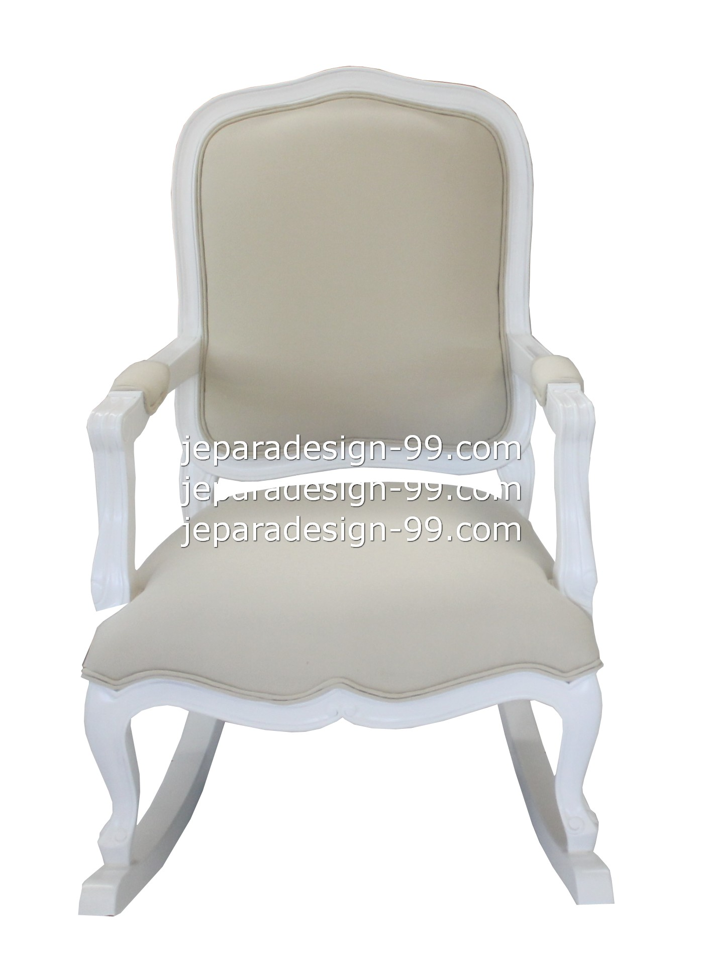 Elegant Image Of French Provincial Rocking Chair RCH 001 A