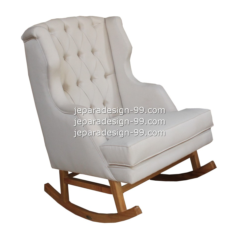 Image Of French Provincial Rocking Chair RCH 004 A