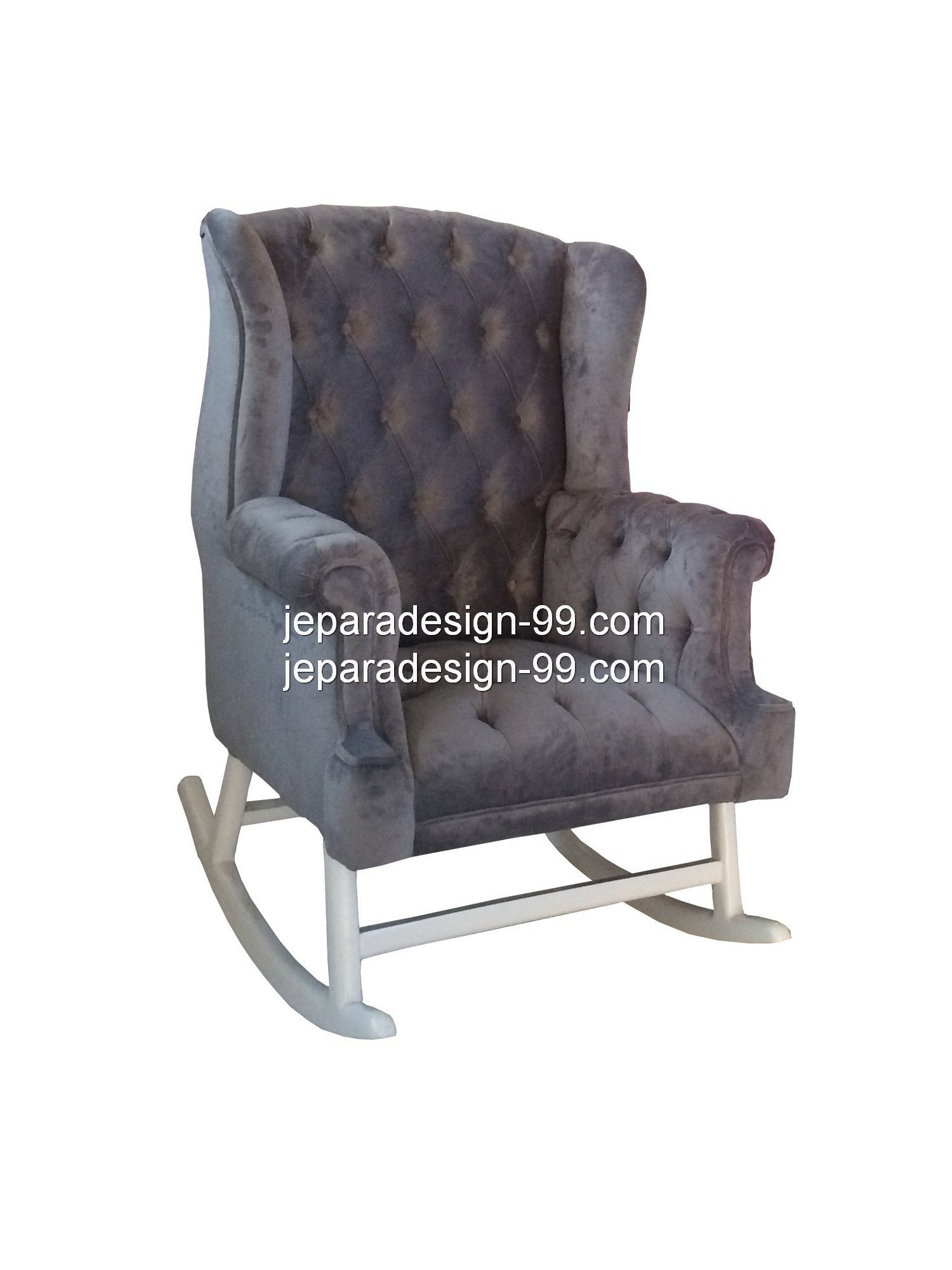 Elegant French Style Rocking Chair With French Style Rocking Chair