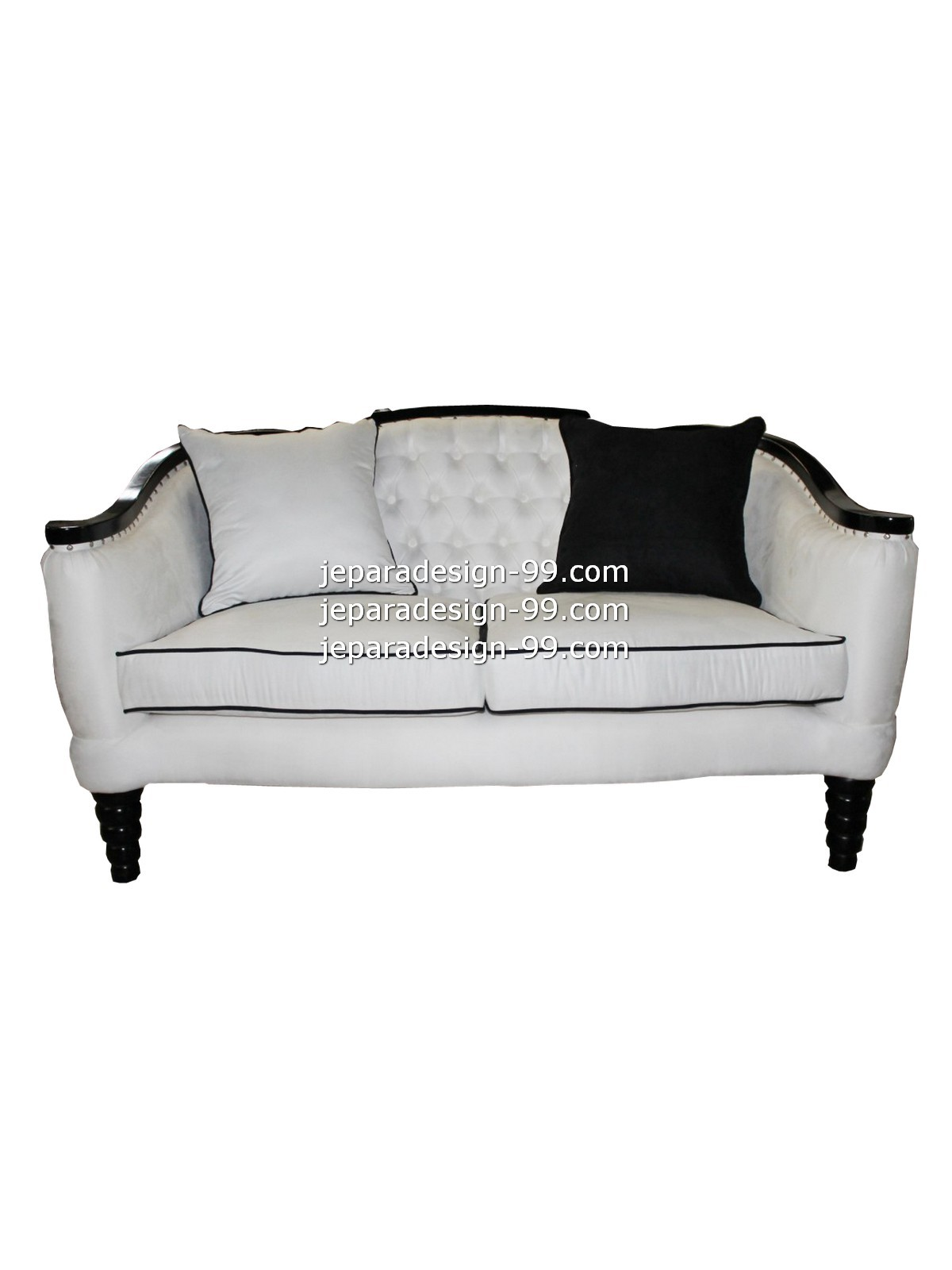 Double Seater Sofa Sf 015 Ds