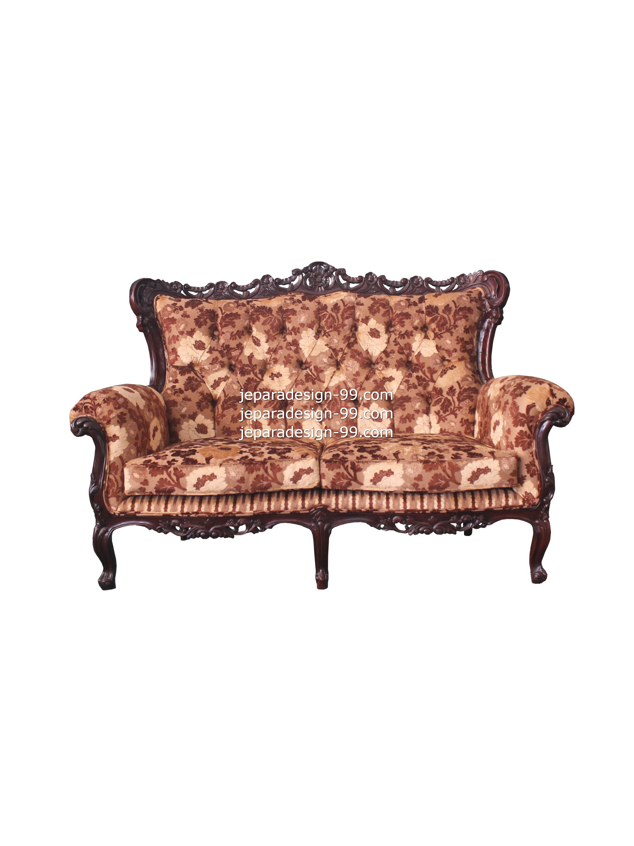 Image Of Double Seater Sofa Sf 046 Ds