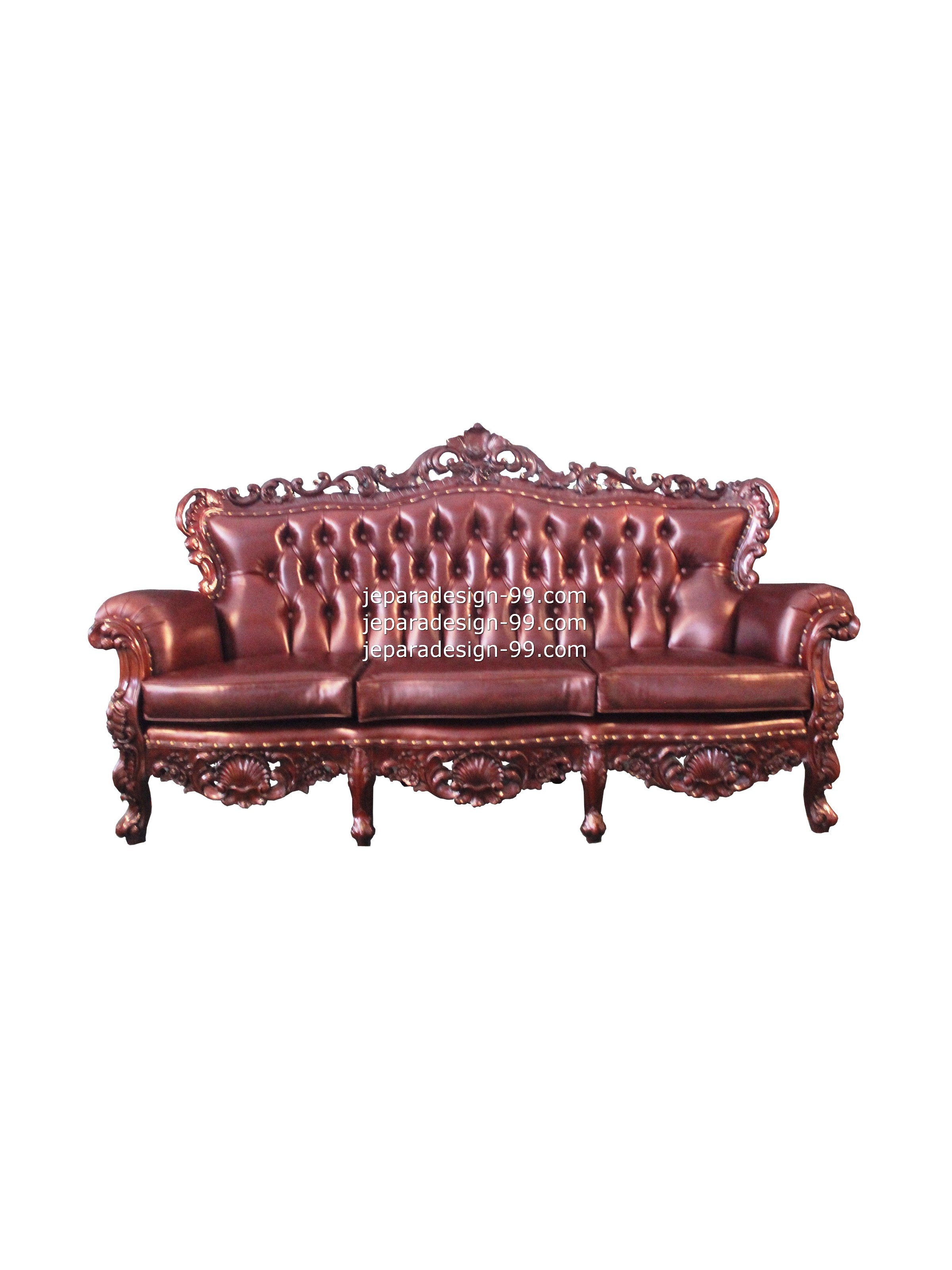 French Provincial Classic Sofa by Jepara Design 99